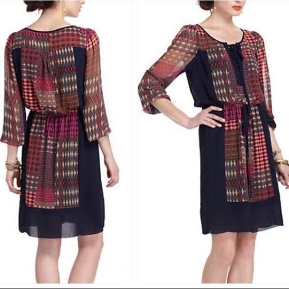 Anthropologie Dresses & Skirts - Anthropologie Maeve Rosalie Peasant Dress